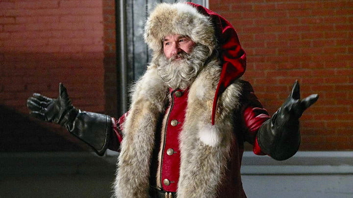 IKurt Russell in The Christmas Chronicles (2018)