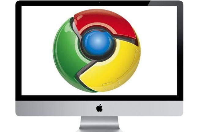 chrome browser updated with 64 bit mac os x support for
