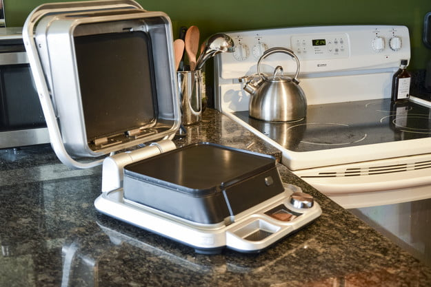 cinder precision grill review percision 325