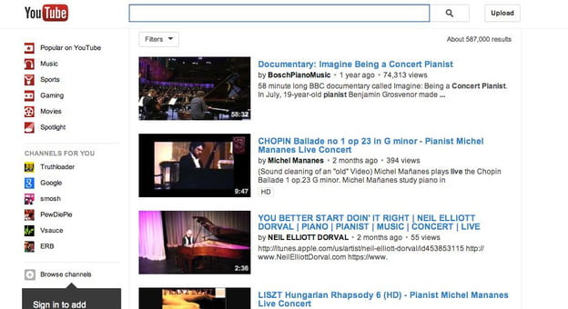 classical music youtube