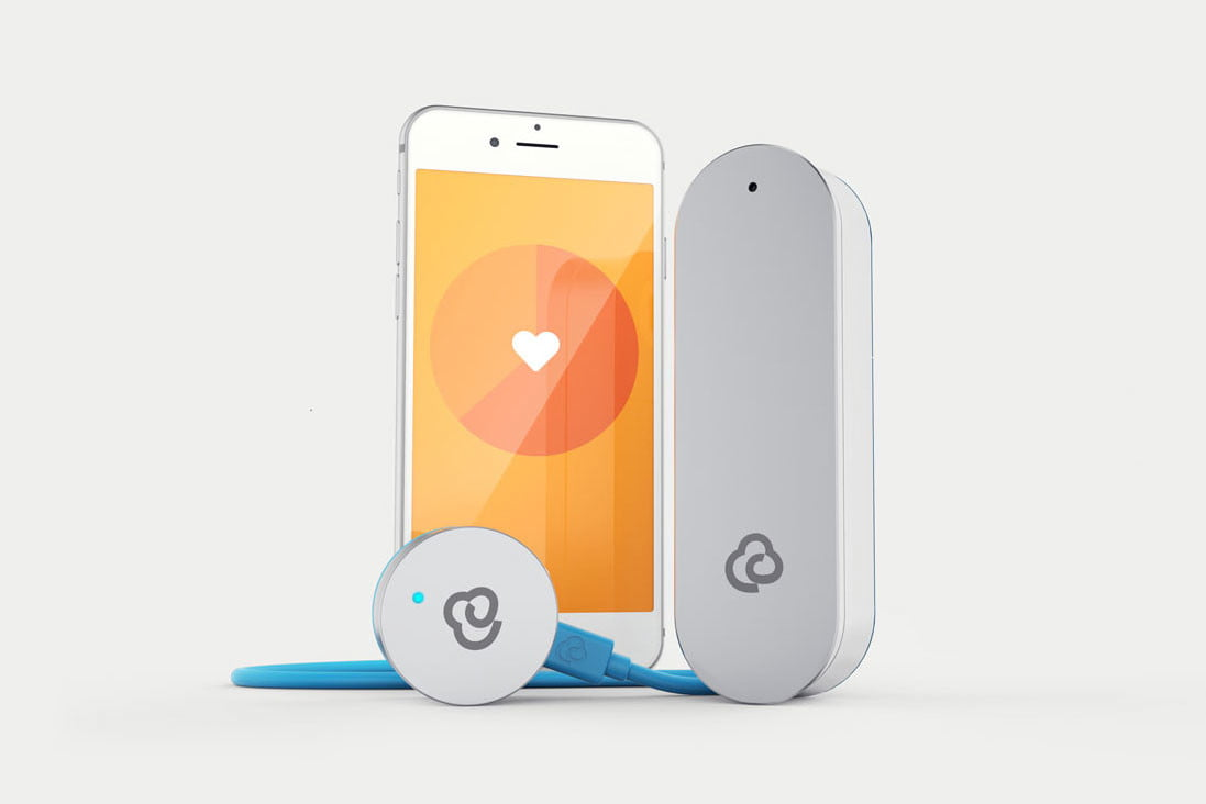 clinicloud smart stethoscope thermometer devices en