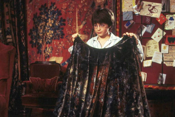 scientists announce progress on harry potter invisibility cloak 1991