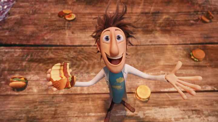 Cloudy with a Chance of Meatballs, on Amazon Prime