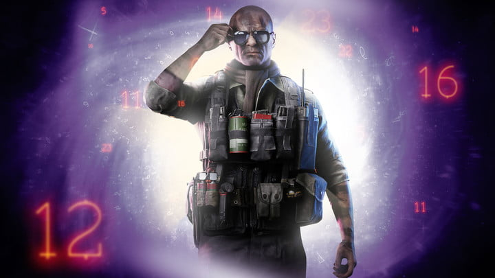 Hudson from Call of Duty: Black Ops Cold War.