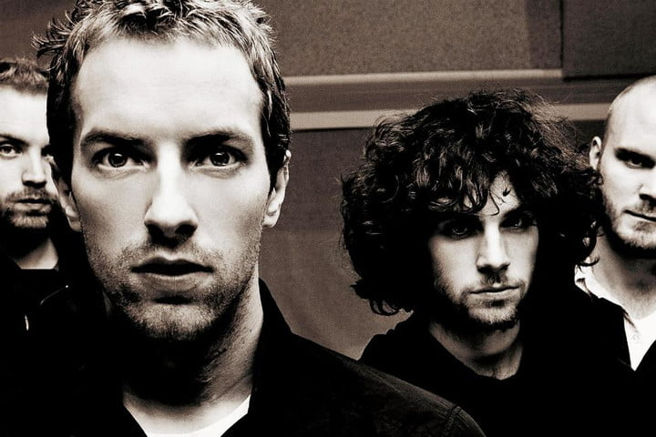 new coldplay album to feature celebrity vocals band