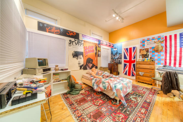 ferris bueller bedroom replica chicago come up to my room