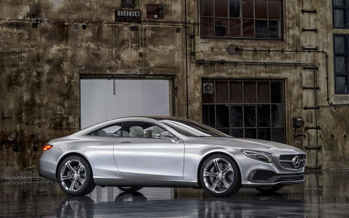 frankfurt motor show 2013 mercedes benz dazzles with new concept s class coupe  15