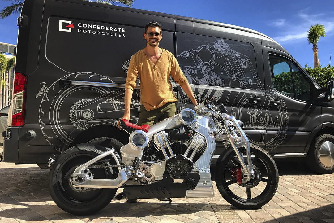 most expensive motorcycles in the world confederate g2 p51 combat fighter 256