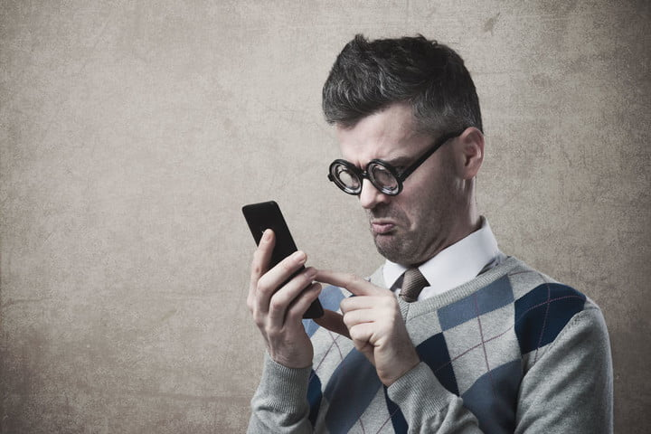touchscreen game annoyance explained via new study confused annoyed cellphone man