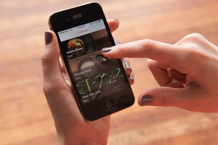 innit pairs with tyler florence for a micro cooking recipe app interview