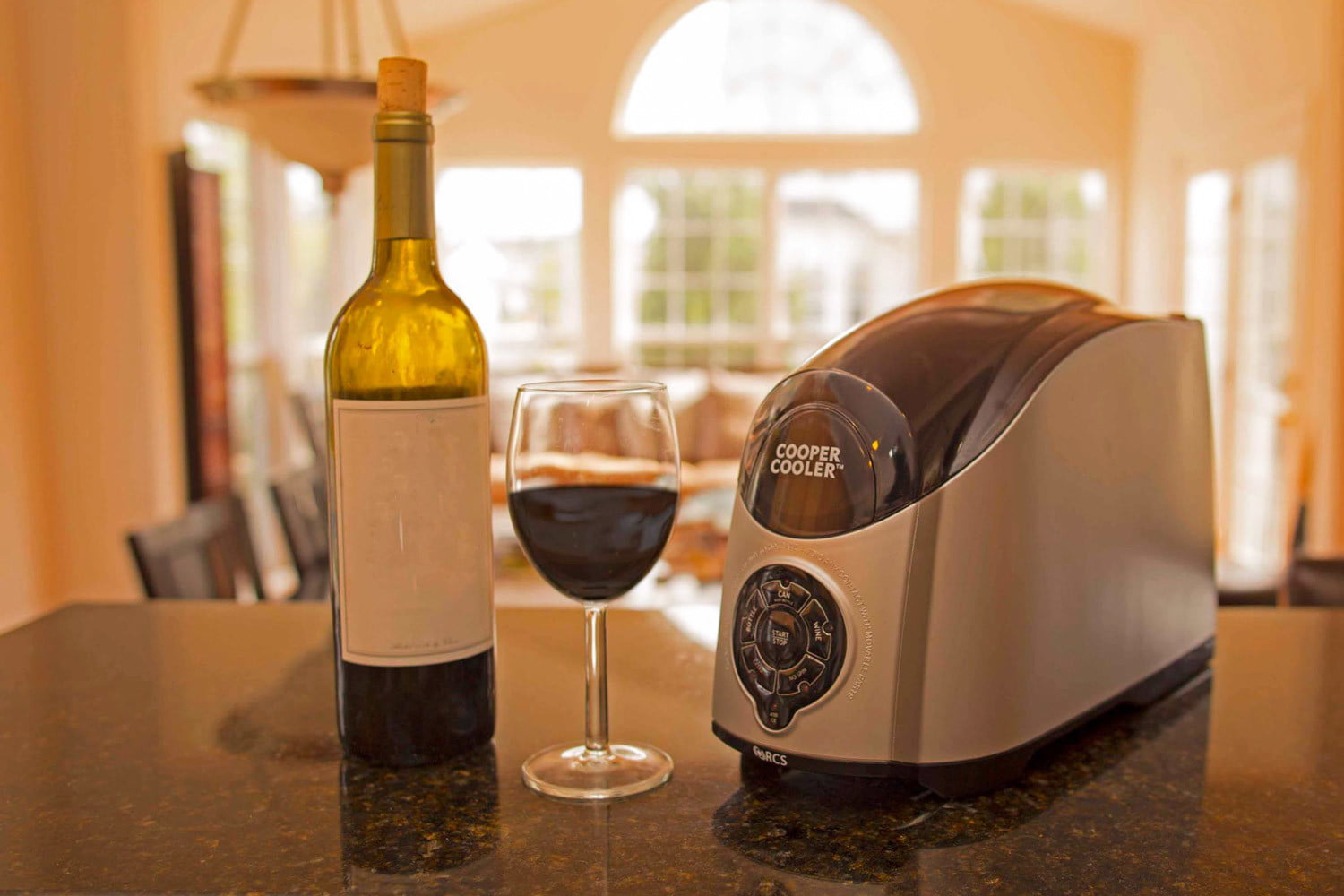 tech to set the mood in bedroom on valentines day cooper cooler rapid bottle chiller