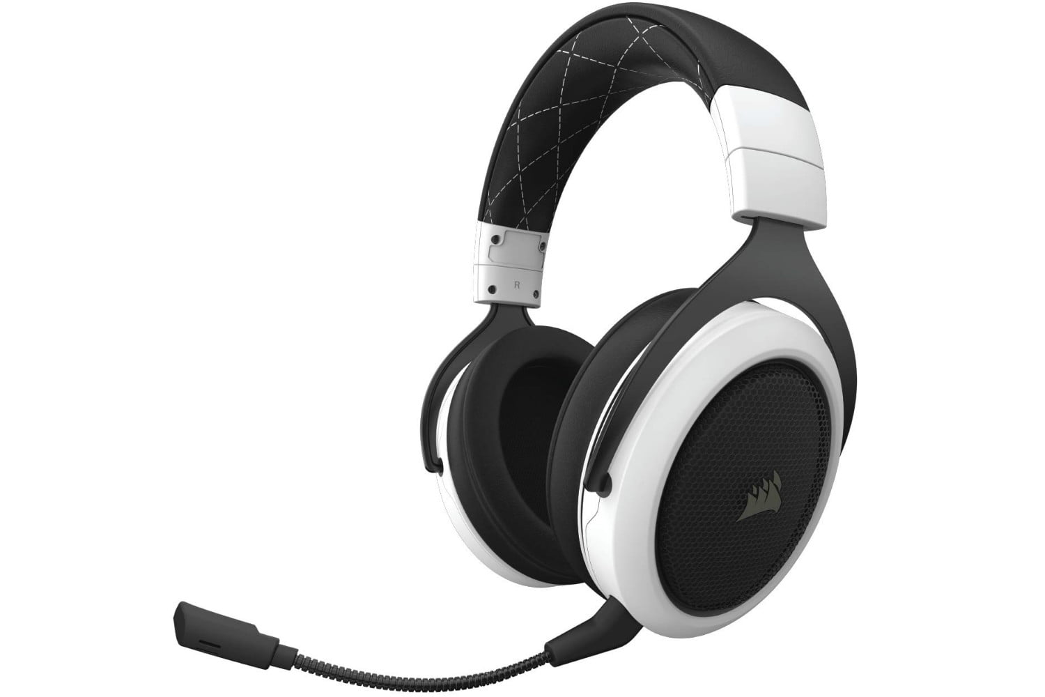 amazon obliterates the price for corsairs hs70 wireless gaming headset corsair  7 1 surround sound discord certified headphon