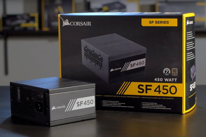 corsair sf450 sf600 power supply sf 450