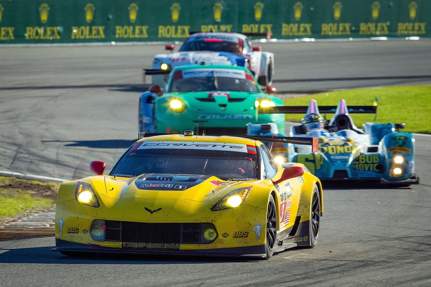 everything to know daytona 24 hour corvettes race in rolex hours at