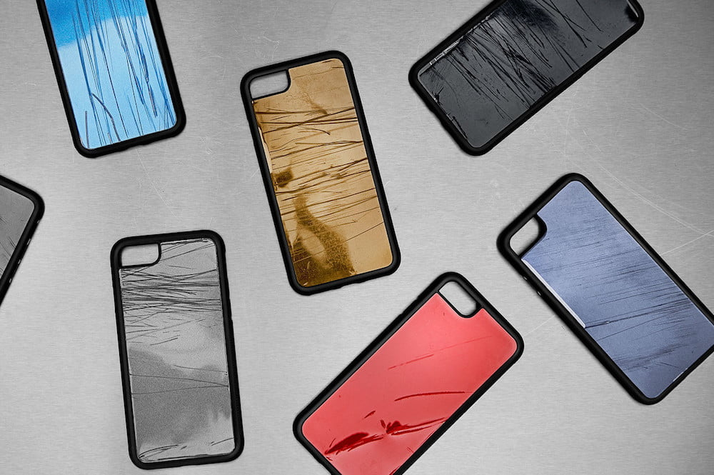 Phone Case Made From Crashed Cars Will Stop You Texting and ...
