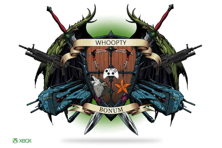 xbox reign of you 2016 crest