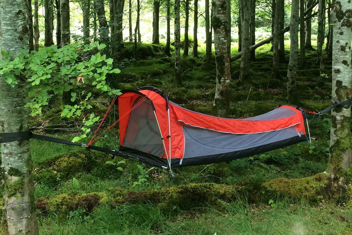 awesome tech you cant buy yet toasteroid ulio codex crua hybrid  all in one tent hammock sleeping bag