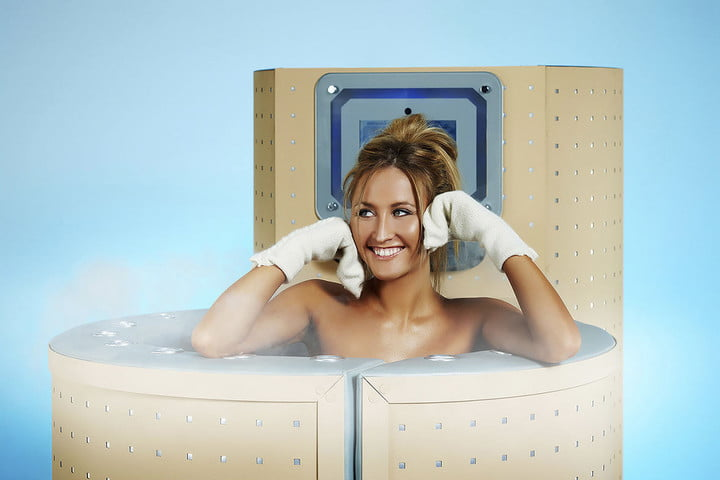 cryotherapy safety research university of texas austin arlington krion r amp d
