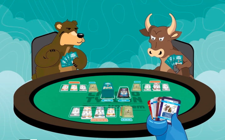 Crypto Tycoon card game
