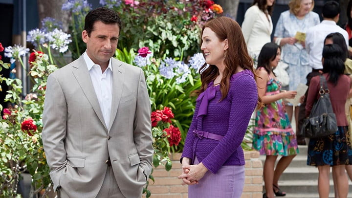 A scene from Crazy, Stupid, Love.