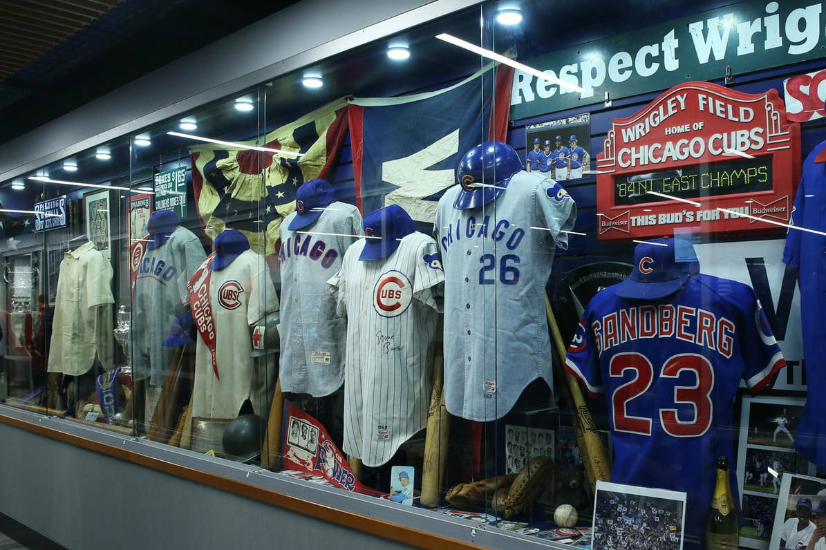 chicago cubs clubhouse gets updated 6