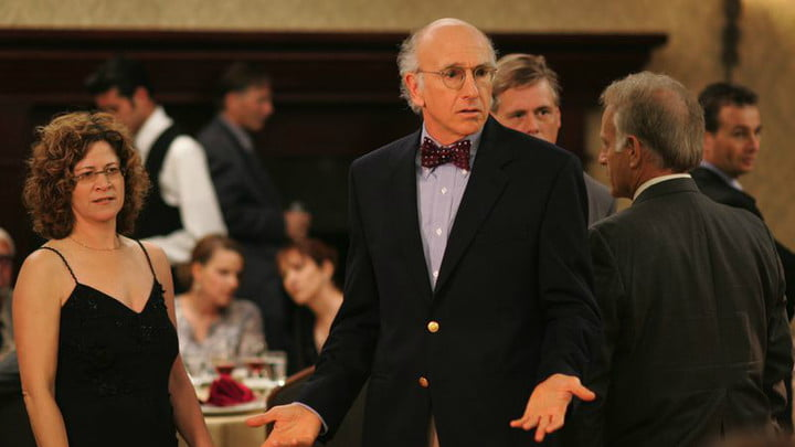 Curb Your Enthusiasm Mary Joseph & Larry