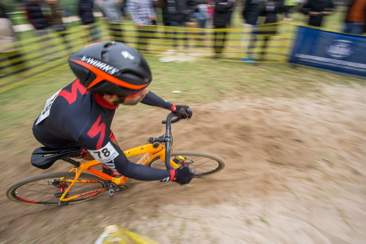 cyclo cross technological scandal competitor