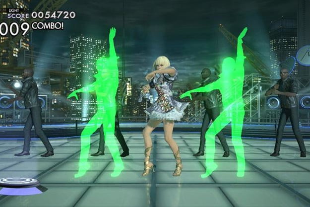 konami dance masters for kinect review