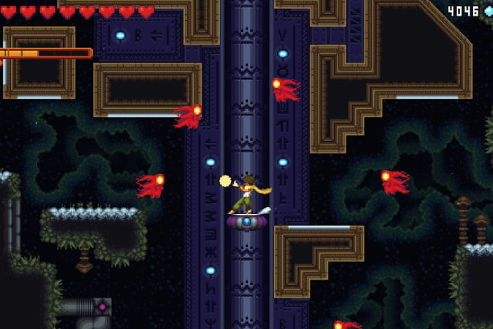 Dandara: Trials of Fear Android game.