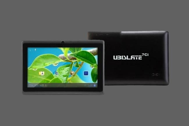 worlds cheapest tablet launches uk datawind ubislate7ci