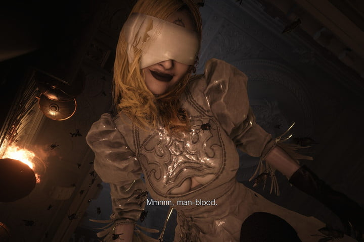 Daughters of YoRHa Resident Evil Village Mod