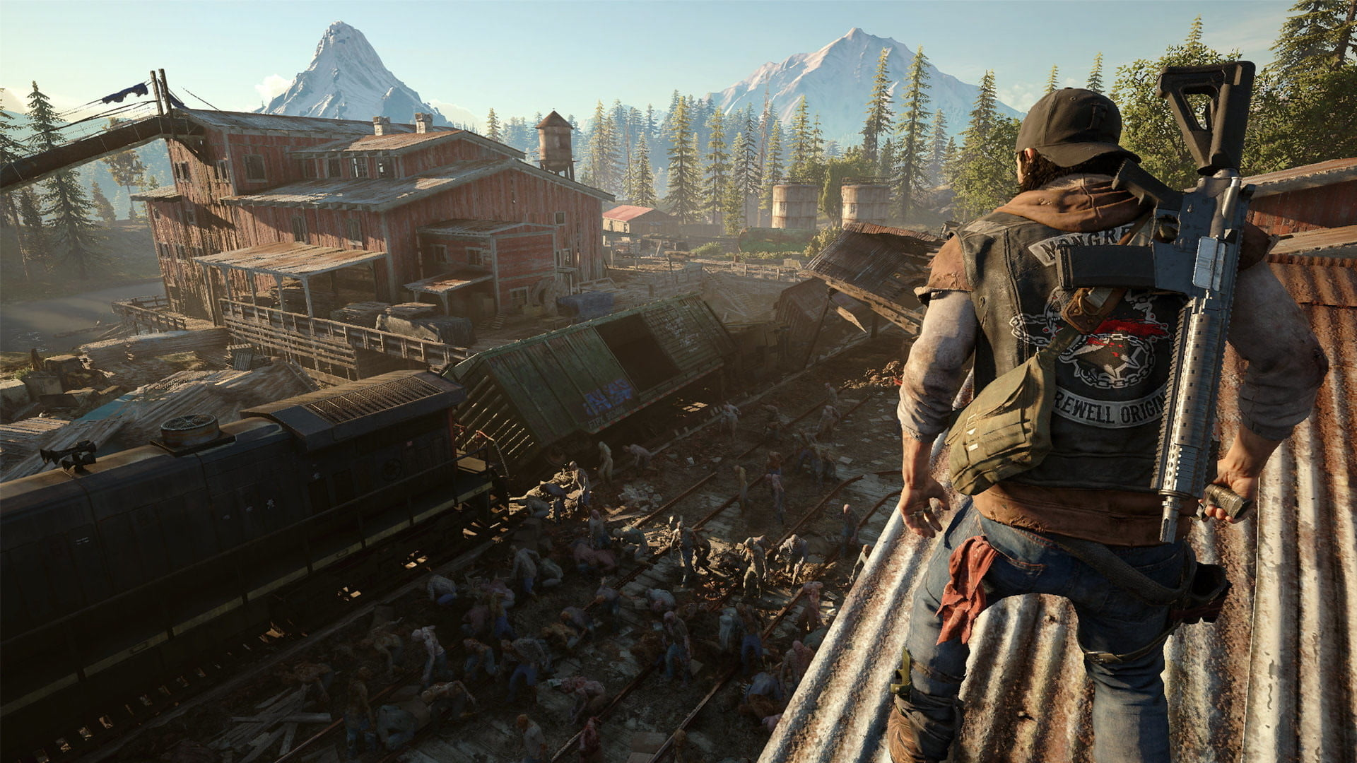 most anticipated 2018 games days gone
