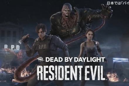 Resident Evil DLC characters are coming to Dead by Daylight