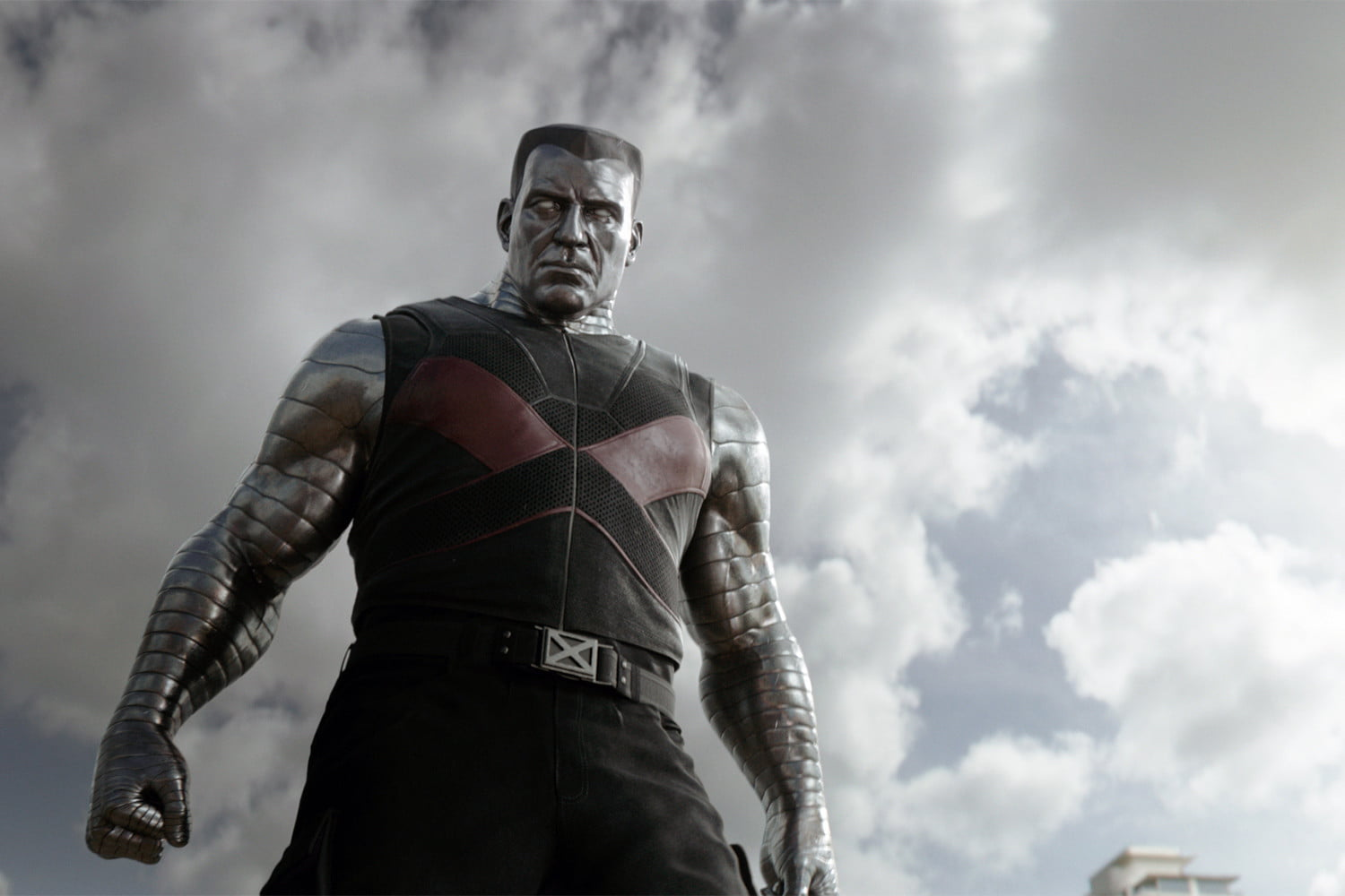 deadpool review movie colossus