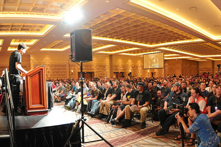 DEF CON 20 Hacking Conference Pictures from Viss Closing Ceremonies