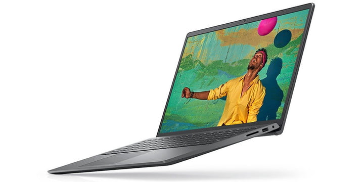 Dell Inspiron 15 3000 on a white background.