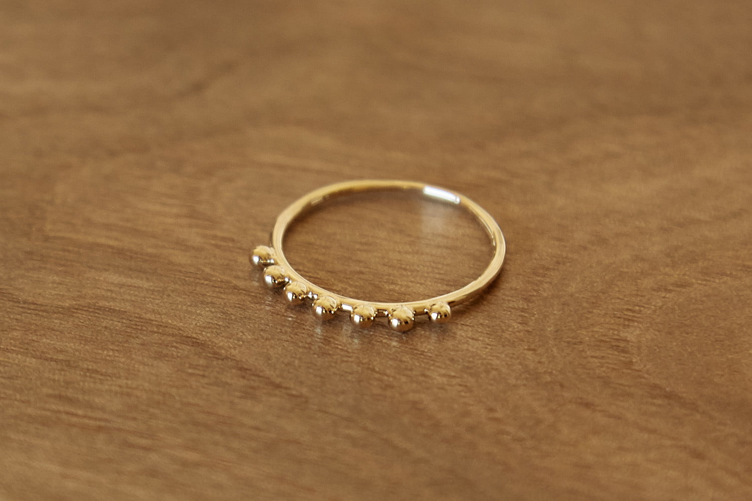 Dell Jewelry ball ring