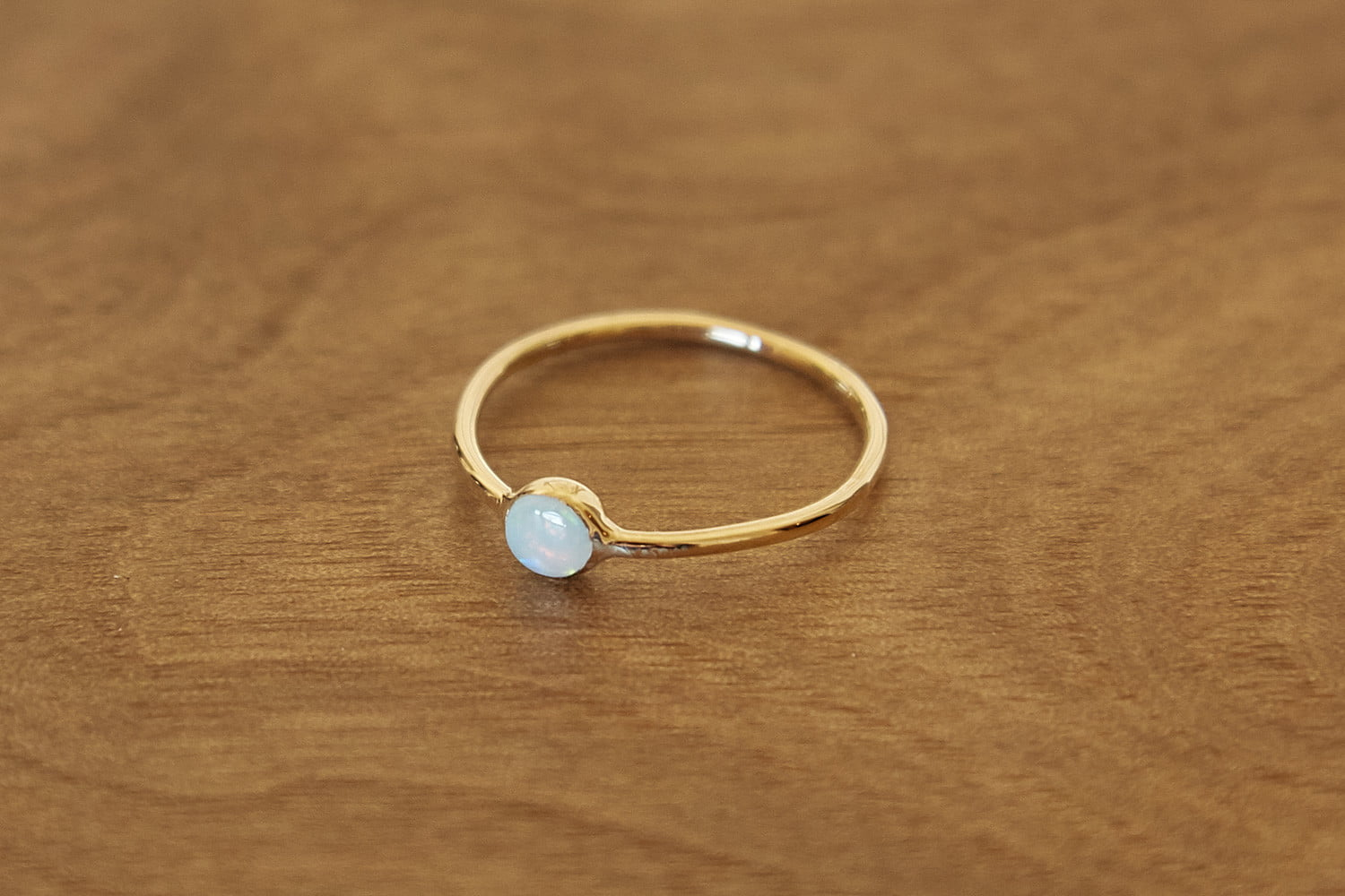 Dell Jewelry opal ring