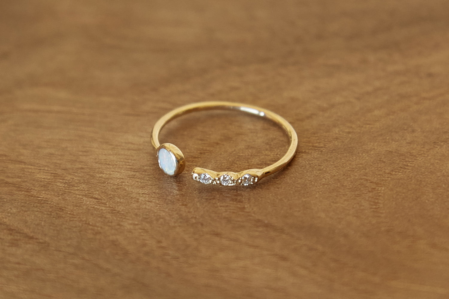 Dell Jewelry open ring