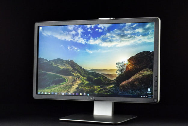 Dell P2014HT monitor on