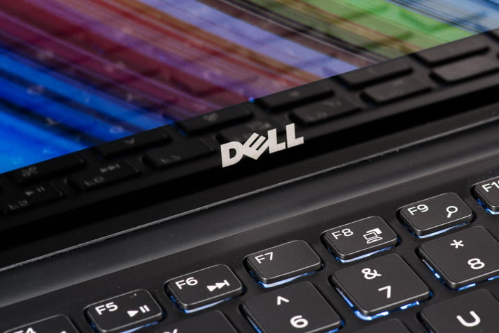 dell xps 13 2015 review screen logo
