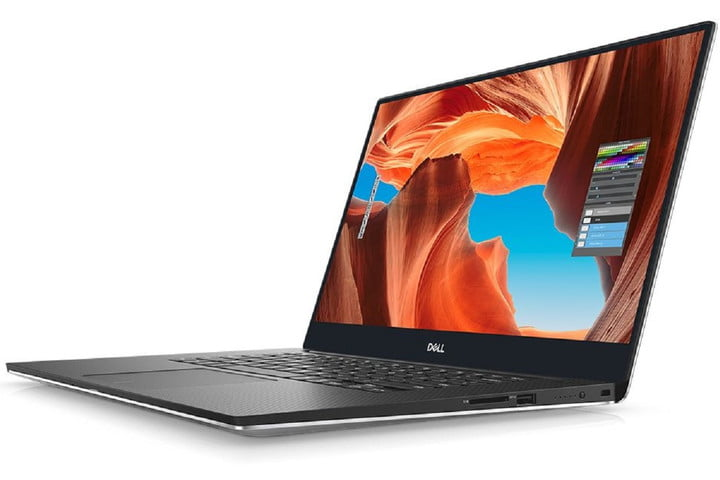 Dell stock photo of Dell xps 15 laptop