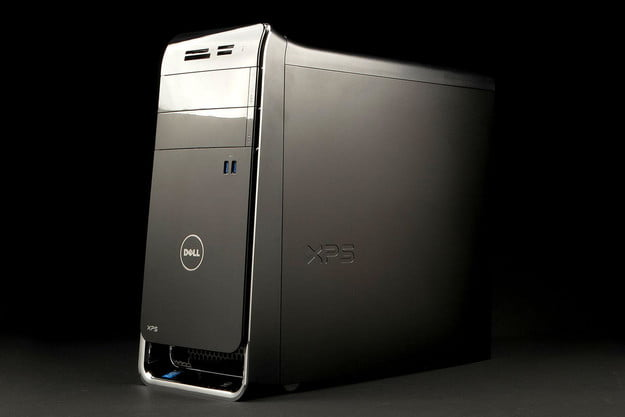 Dell XPS 8700 Desktop front right angle