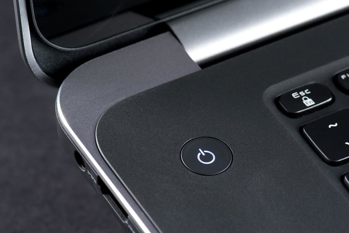 Dell XPS 15 review power button macro