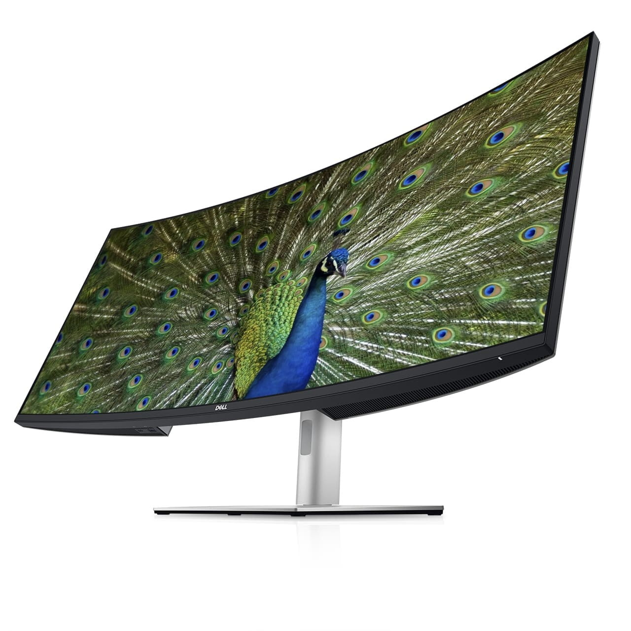dell refreshes ultrasharp monitors ces 2021 40 curved monitor with speakers