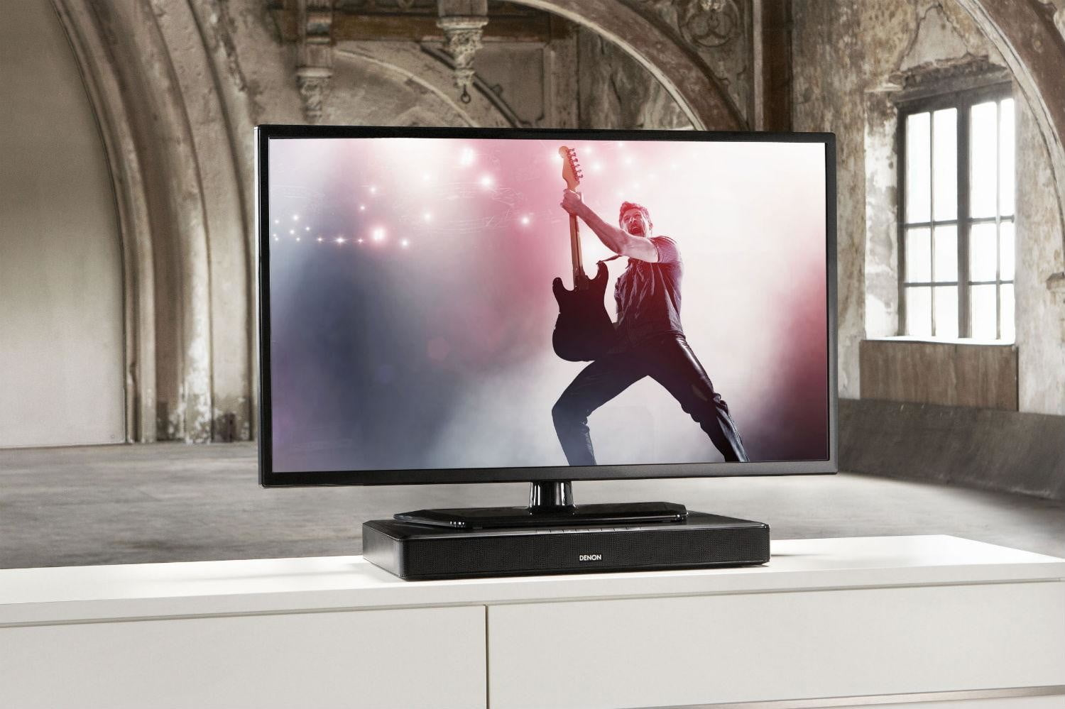 Denon DHT T110 stand front