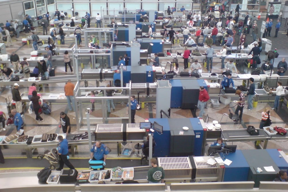 8 ways to handle long airport security lines this summer denver checkpoint danjo paluska flickr