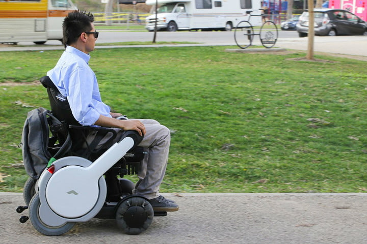 airbnb accomable acquisition whill wheelchair