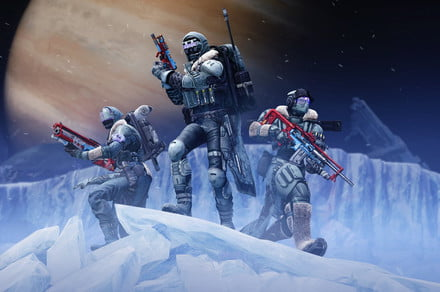 The best games like Destiny 2