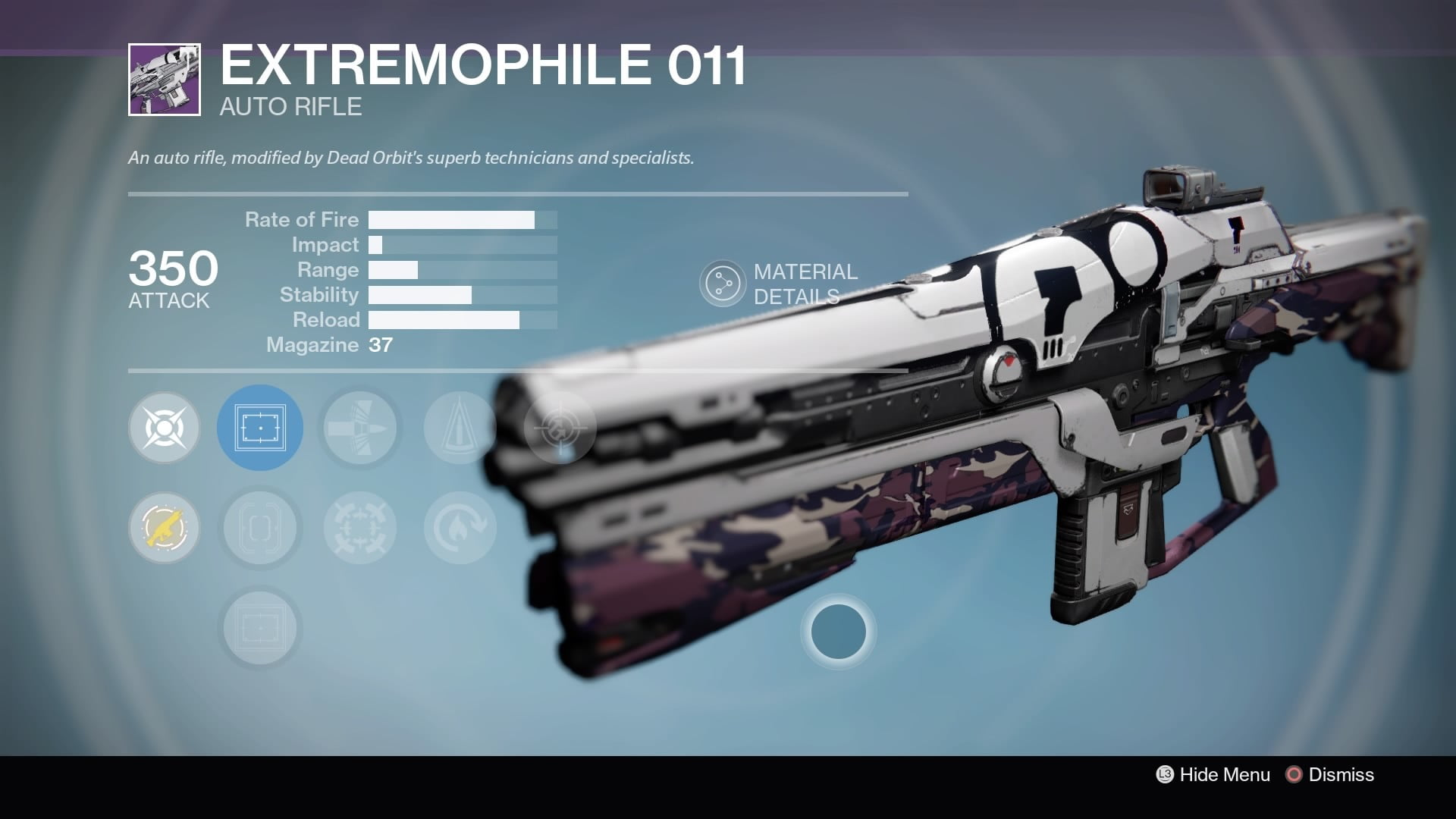 funniest gun names destiny rise of iron extremophile 011